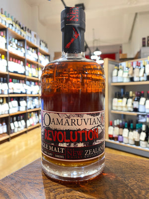 The New Zealand Whisky Co - 'Oamaruvian Revolution' 500ml