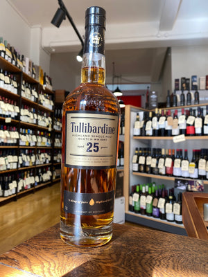 Tullibardine - 25 YO Single Malt Scotch Whisky
