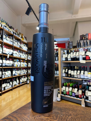 "Bruichladdich - ""Octomore 11.1"" Super-Heavily Peated Single Malt Scotch Whisky"