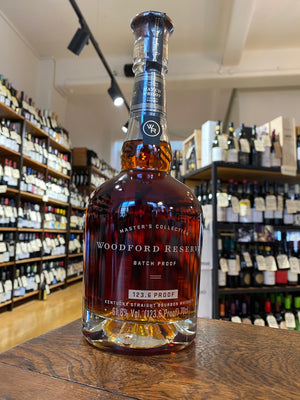 Woodford Reserve - Master's Collection 61.8% Bourbon Whiskey