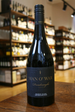 Man O War - 'Dreadnought' Syrah 2017