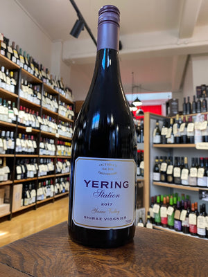 Yering Station - Yarra Valley Shiraz Viognier 2017