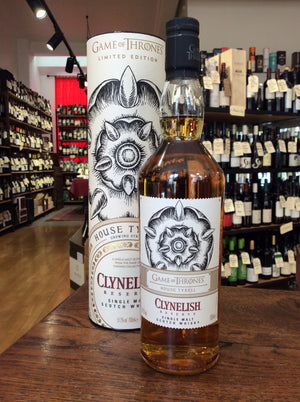 Game of Thrones Clynelish Reserve- 'House Tyrell' Single Malt Scotch Whisky