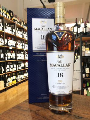 The Macallan - 18 Year Old Double Cask Single Malt Whisky