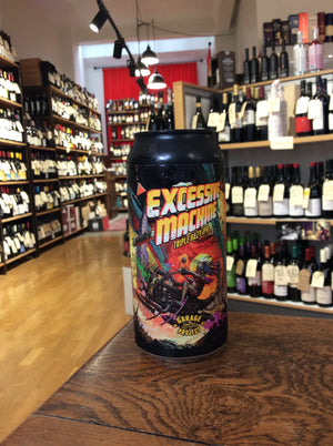 Garage Project - Excessive Machine TRIPLE HAZY IPA 10.5% 440ml can