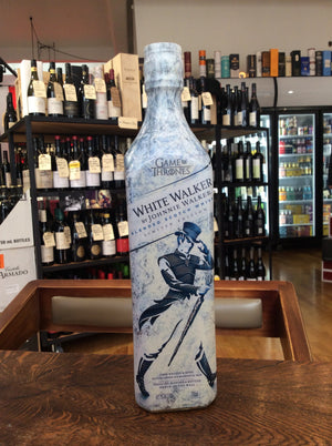 Game of Thrones Johnnie Walker - 'White Walker' Blended Scotch Whisky