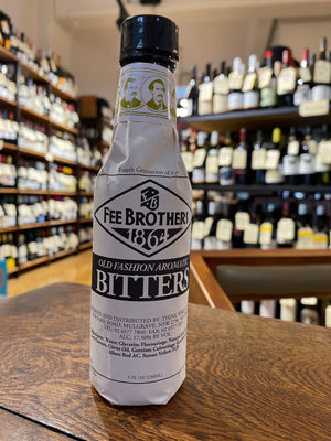 Fee Brothers Old-fashioned Aromatic Bitters 150ml