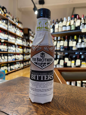 Fee Brothers Whiskey barrel-aged Bitters 150ml