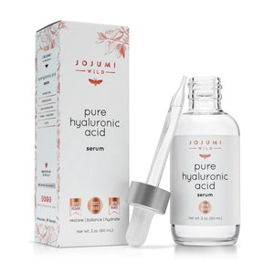 Pure Hyaluronic Acid Serum: IN STOCK ON AMAZON.COM