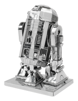 Metal Earth Star Wars R2D2, 2 sheets