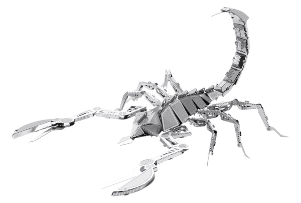 Metal Earth Scorpion, 1 sheet