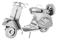 Metal Earth Classic Vespa 125, 2 sh