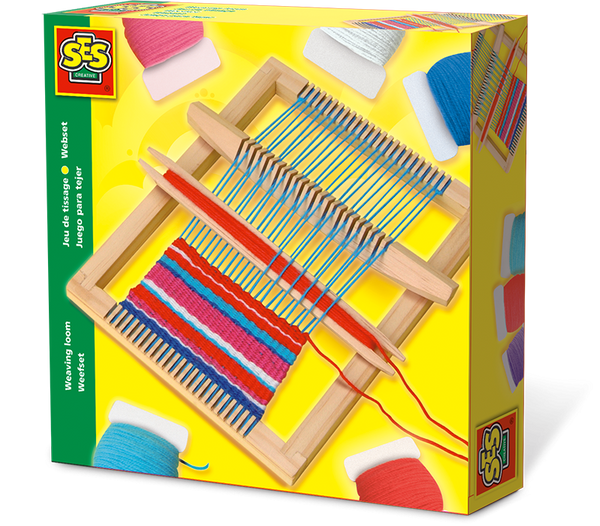 SES, Weaving loom - Ages 6 to 12