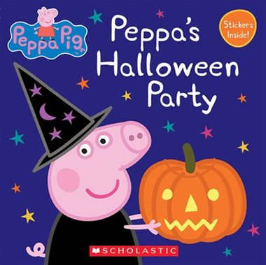 Peppa Pig: Peppa's Halloween Party (PB)