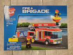 Dragon Blok - Fire Brigade 275pc