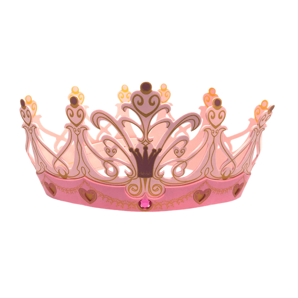 Queen Crown - Pink