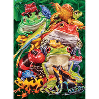 1000pc Puzzle Jack Pine - Frog Business