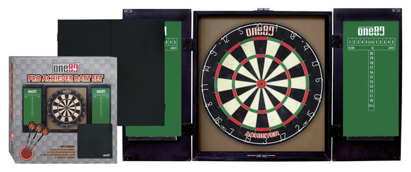 One80 Pro Achiever Dartboard Set
