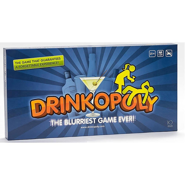 Drinkopoly - The Blurriest Game Ever