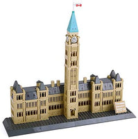 Dragon Blok Architecture - Parliament Buildings