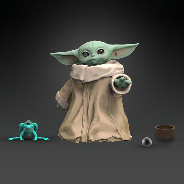 Star Wars Black Series- The Child Mini Figure
