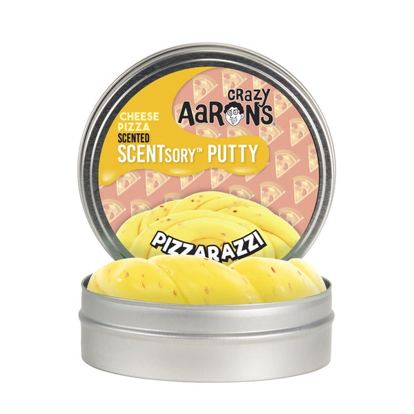 Aaron's Thinking Putty SCENTsory - Pizzarazzi Cheese Pizza