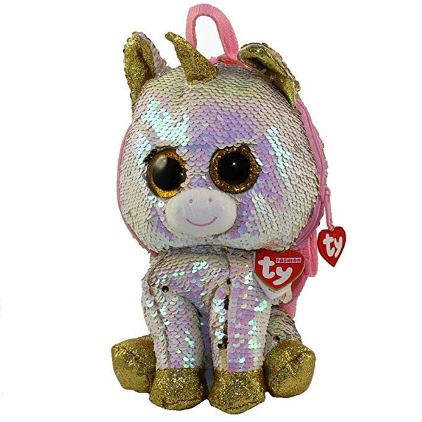 FANTASIA - sequin backpack