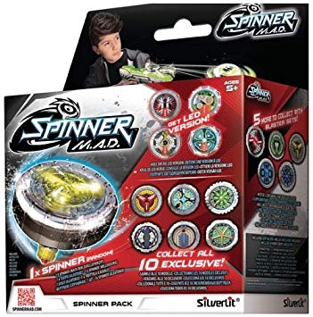 NEW Spinner Mad Single Spinner