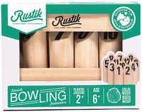 NEW! Rustik Finnish Bowling
