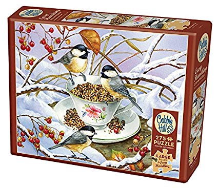 Chickadee Tea