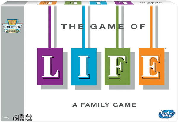The Game of Life Classic Edition - 60th Anniversary!