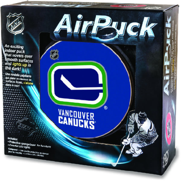 Air Puck Vancouver Canucks