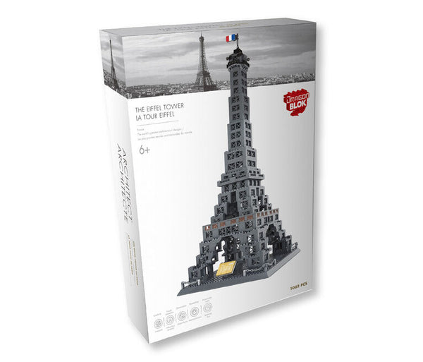 Dragon Blok Architecture - The Eiffel Tower