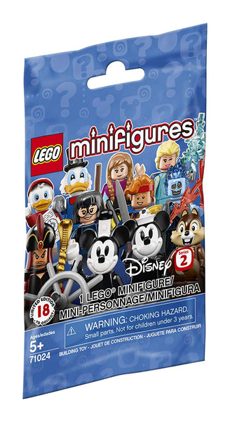 71024 Disney Series 2 Mini Figures