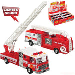 Fire Truck - Pull Back with Sound