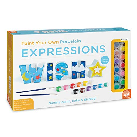Paint-Your-Own Expressions: WISH