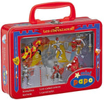 Papo Mini Knights Figurines (Tin Case)