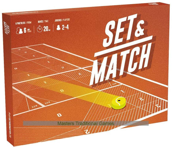 NEW!  Set and Match Game