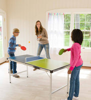 Pick up and go Ping Pong Table