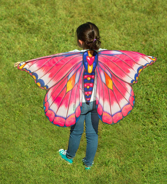 Fantasy Butterfly Wings - Pink