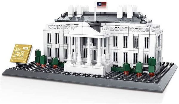 Dragon Blok Architecture - The White House