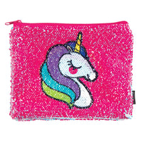 Magic Sequin Unicorn/Rainbow Reveal Pouch
