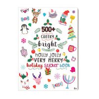 500+ Cheery, Bright, Very Merry Holiday Stickers
