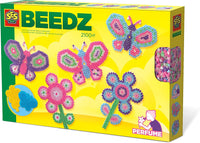 SES, Iron-on beads, Butterfly Garden