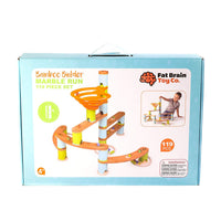 Bamboo Marble Run - 119pc Set
