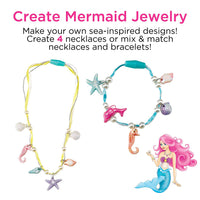 Mermaid Jewelry - Ages 6 to 10