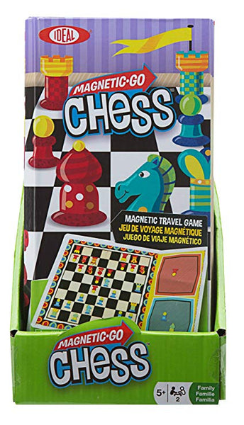 Ideal Magnetic-Go Chess