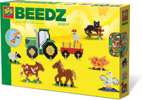 SES, Iron-on beads Farm - Ages 5 to 12