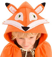 WDLAND ANIMAL CLOAK - Fox