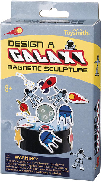 Design a Galaxy Magnetic Sculpture